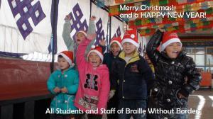 Weihnachten 2012 Braille Ohne Grenzen