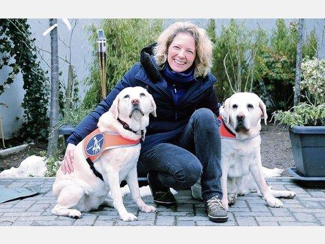 Blindenfuehrhundtrainer-Tanja-Kohl