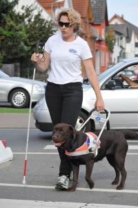 Blindenfuehrhundtrainer Tanja Kohl