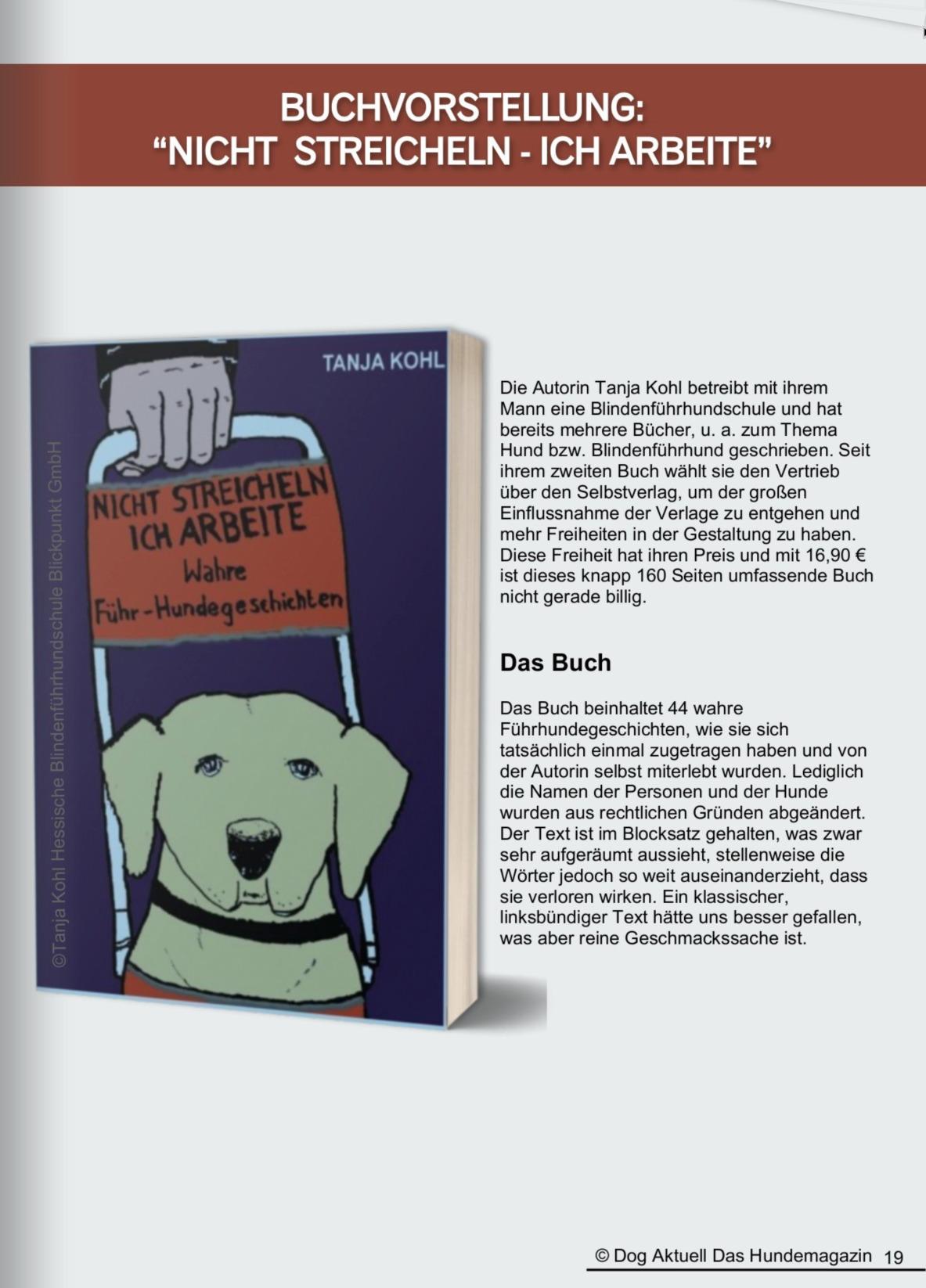 Dog Aktuell – Das Hundemagazin