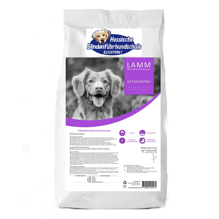 Unsere Kooperation mit neuem Hundefutter